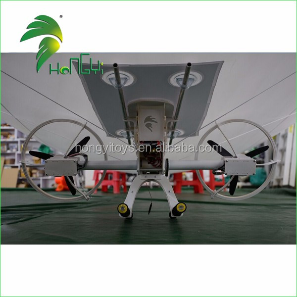 Inflatable Remote Control Airship (9)