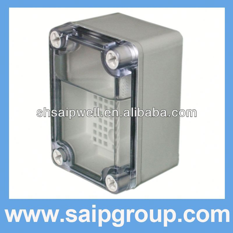 enclosures plastic power plug enclosure DS-AT-0609