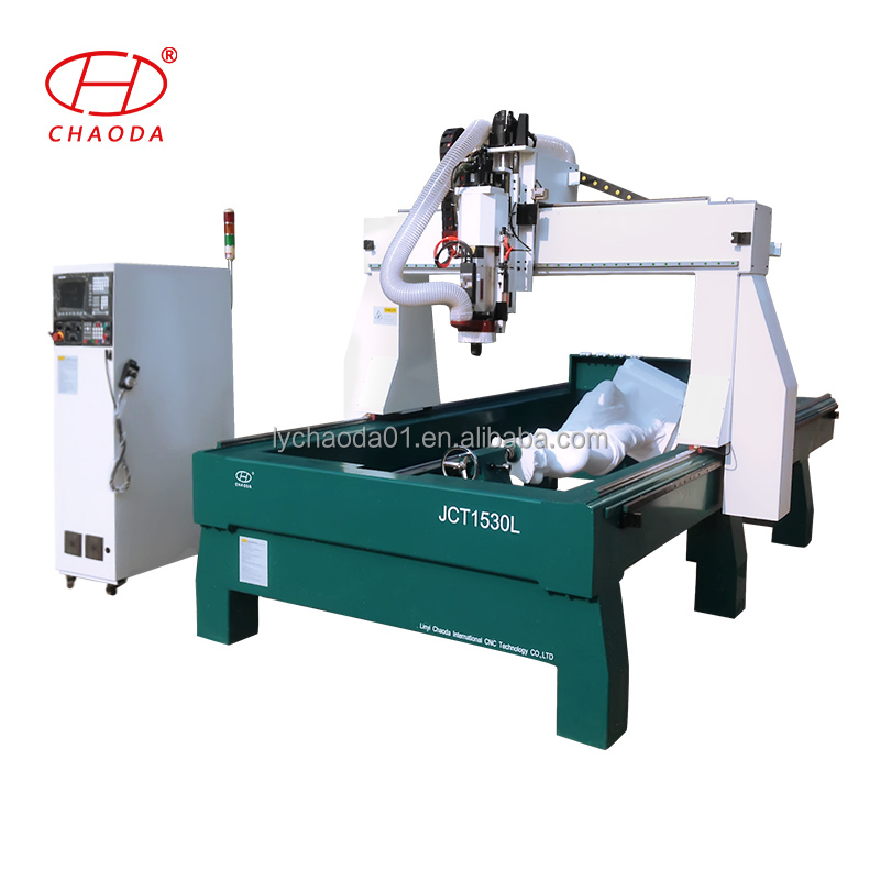 1530 Ice Foam Body Sculpture Making Cnc Engraving Machine Buy High