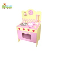 Preschool Kids Cute Beautiful Kitchen Wooden