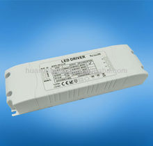 60W 100-240v NOT dimmable constant voltage led driver series for lighting, high quality and best price 4000/2500/1700/1200mA