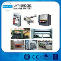 China Supplier Chinese Plywood Making Machines