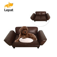 supply pet products direct high quality coral velvet kennel dog sofa