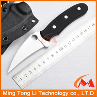 Hot!!! Fixed blade knife,8CR13 stainless steel huntinf knife, utility outdoor survival knife,2016 Hot sale Wholesale hand to