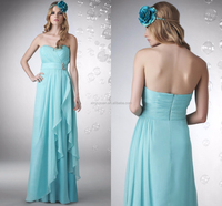 Cheap patterns for bridesmaids dresses CYB-001