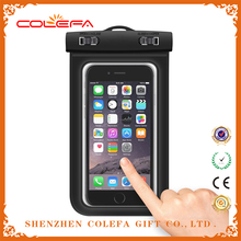 colefa high quality IPX8 Certified Universal Waterproof Case,waterproof cell phone bag