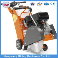 Hot sell Diesel 180mm depth engine asphalt concrete road cutter