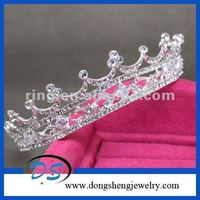 halloween Rhinestone crown tiara pageant victorian jewelry making crowns