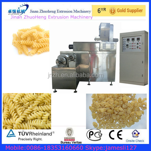 Macaroni Making Machine/short Cut Pasta Maker Machine/italy Pasta Machine