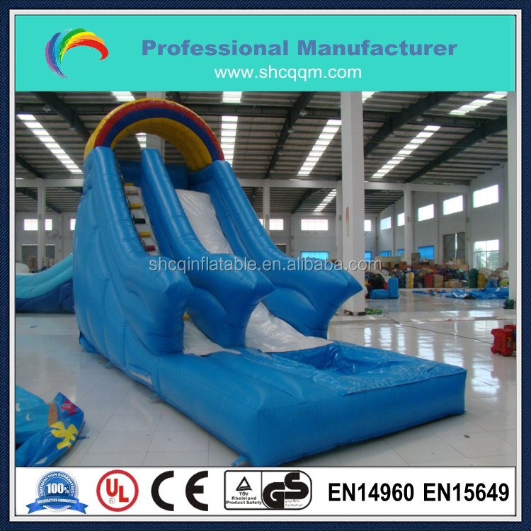 hot sale big kahuna inflatable water slide for sale