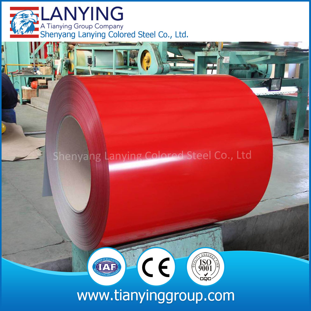 PPGI PPGL steel coil prepainted galvanized steel coil manufacturers