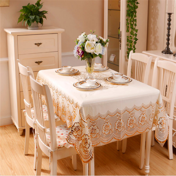 oriental disposable plastic pvc tablecloth in roll and chair cover