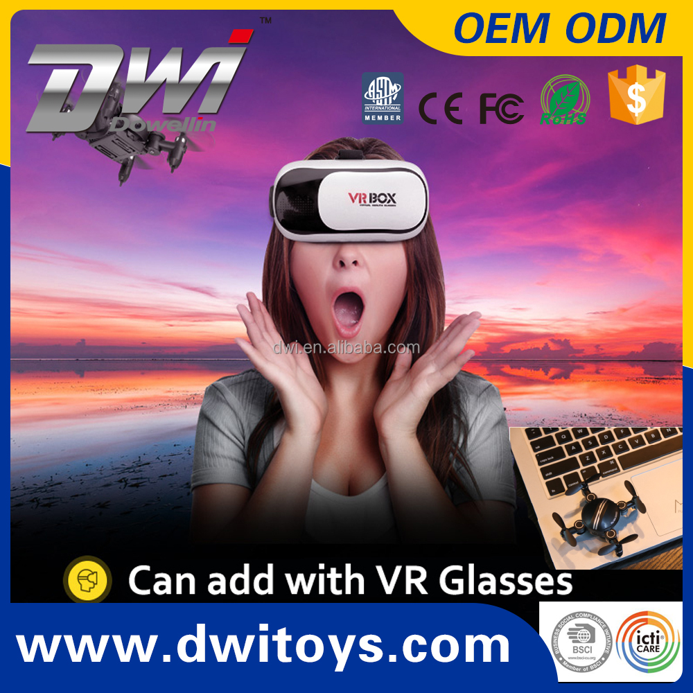 Unique adult toys WIFI FPV 3D VR Glassess RC Drohne mini with HD camera