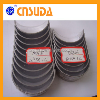 hot alibaba factory offer 1C engine bearing suitable for Toyota auto bearing