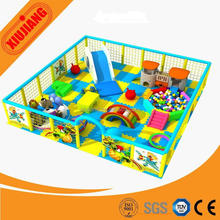 Good selling high quality Children Indoor soft playset