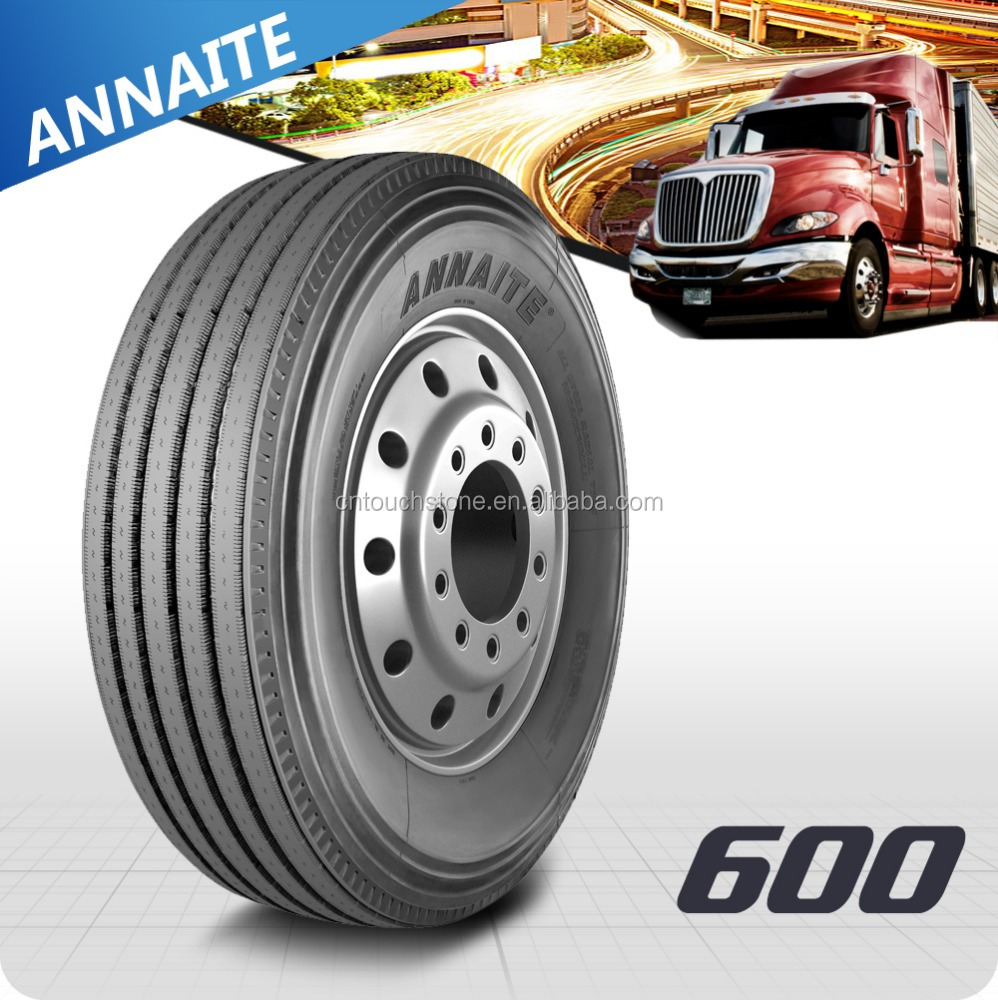 High performance truck tire 295 75 22.5