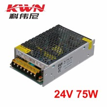 3a 24v Led Driver Switching Mode Power Supply for Strip Light
