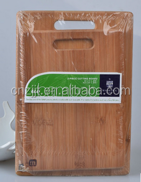 Totally Bamboo 2 Piece Bamboo Cutting Board Set For Meat & Veggie Prep Serve Bread Crackers & Cheese Cocktail Bar wooden Board