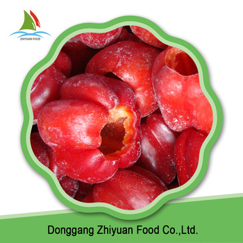 China new season fresh delicious frozen red bell pepper