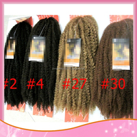 Synthetic Afro Kinky Braiding Hair Darling Hair Braids Extensao De Cabelo Hair Extension For Braids