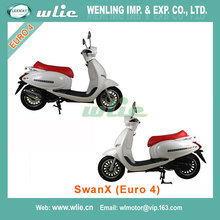 2018 New gas scooter free for wholesale kids SwanX 50cc 125cc (Euro 4)