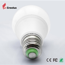 Save Money 1 Bulb Equal To 3 Bulbs 5W LED Bulb Light E27 PC cover Lamp energy cost saving