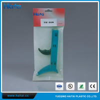 Haitai Alibaba China Nylon Cable Tie Fastening Tool Nylon Cable Tie Gun