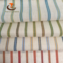 maufacturer wholesale 100% pure linen fabric ,voile curtain fabric, table cloth fabric