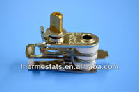 kst adjustable iron bimetallic thermostat