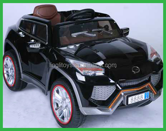 JJ288 Pinghu Lingli Mini SUV car! SUV kid vehicle country -cross electric toy car for Kids ride on car