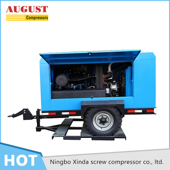 Experienced Factory Rotary Screw Air Compressor