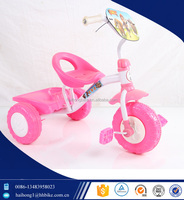 newest small cheap baby tricycle with music and light/electric baby tricycles