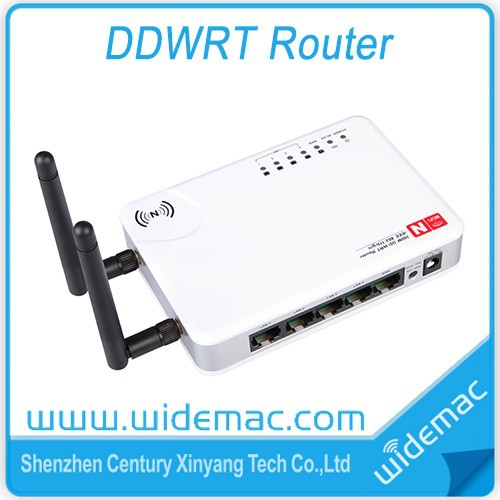 300Mbps Wireless N Router DD-WRT/OPEN-WRT Wireless Router With Ralink 3052 Chipset(WD-7202)