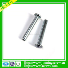 trade assurance Hardware special screw for Mechanical equipment post and screw