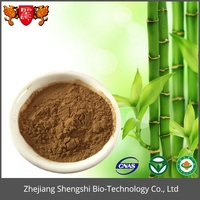 2016 Hot Sale Bamboo Leaves Flavone, Bamboo Leaf Extract Powder