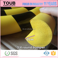 High Quality Drywall Furniture Rubber Protective Bumper Strip