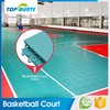 Latest fashion super quality excellent interlocking indoor basketball floor for sale