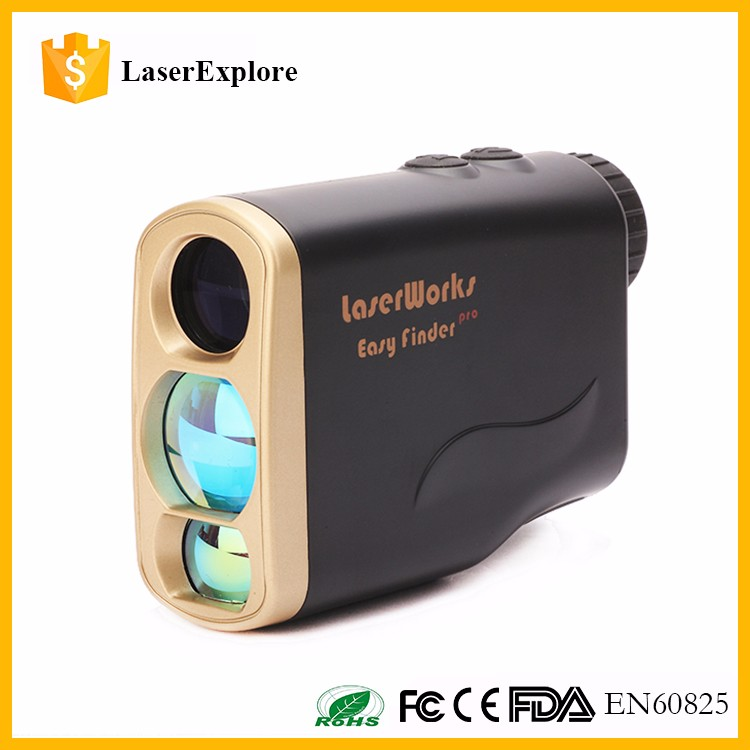 long range distance 1500m multi functions best quality hunting laser rangefinder