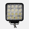 48W Waterproof Offroad LED Work Light Driving Light Truck Tractors Machine Motorcycle Light