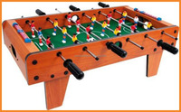 Hot sold mini Wood Soccer Table Top Game With legs(GYTF01011)