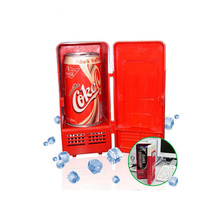 Portable USB Powered Desktop Fridge Cooler and Heater function