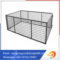 durable Good service cheap dog crates/iron dog cage