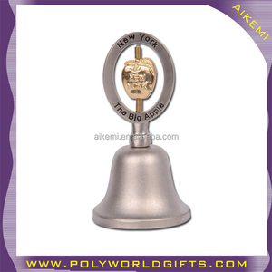 zinc alloy toursit souvenir metal bell,antique church temple brass bell for sale,cast engraved souvenir brass bells
