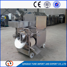fish flesh extract machine/fish meat deboner machine