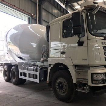 6Cbm 8Cbm 9Cbm 10Cbm12Cbm Multi-Function Construction Bulk Mixing Concrete Mixer Truck