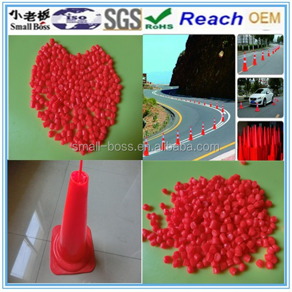 Injection PVC compound / PVC compound for traffic road cone