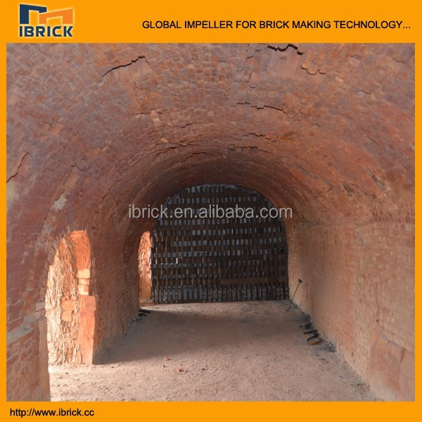 Automatic Solid Brick Making plant block machinery building the hoffman kiln