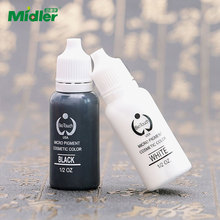 Midler Supplies Powder Tattoo Ink Include White and Other Color Changing Tattoo Ink