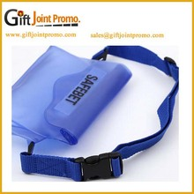 Hot sale customized logo PVC waterproof waist bag for outdoor