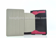 wonderful leather cover for iPad Mini 2 with factory price